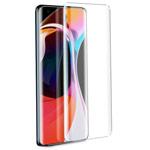 Защитное стекло Yotrix 3D UV Glass Protector для Xiaomi Mi 10 (прозрачное)