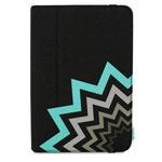 Чехол X-doria SmartStyle case для Apple iPad Air (Cool Blast, матерчатый)