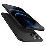 Чехол X-Level Guardian Case для Apple iPhone 12/12 pro (черный, гелевый)