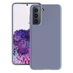 Чехол Yotrix LiquidSilicone для Samsung Galaxy S21 plus (сиреневый, гелевый)