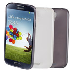 Чехол Jekod Soft case для Samsung Galaxy S4 Active i9295 (белый, гелевый)