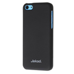 Чехол Jekod Hard case для Apple iPhone 5C (черный, пластиковый)