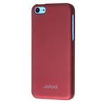 Чехол Jekod Hard case для Apple iPhone 5C (красный, пластиковый)