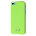 Чехол Jekod Hard case для Apple iPhone 5C (зеленый, пластиковый)