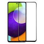Защитное стекло Yotrix 3D Pro Glass Protector для Samsung Galaxy A52 (черное)