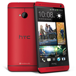 Смартфон HTC One 801e (HTC M7) 32Gb (красный)