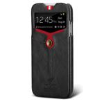 Чехол Nextouch InTheAir Opera case для Samsung Galaxy S4 i9500 (черный, кожанный)