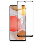 Защитное стекло Yotrix 3D Pro Glass Protector для Samsung Galaxy A42 (черное)