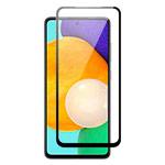 Защитное стекло Yotrix 3D Pro Glass Protector для Samsung Galaxy A72 (черное)