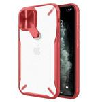 Чехол Nillkin Cyclops case для Apple iPhone 12 pro max (красный, композитный)