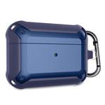Чехол Synapse Defense Shell для Apple AirPods pro (темно-синий, пластиковый)