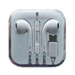 Наушники Casim Stereo Earphones R19 универсальные (USB Type C, белые, пульт/микрофон)