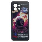 Чехол Yotrix ArtCase для Xiaomi Mi 11 (NASA Four, гелевый)