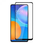 Защитное стекло Yotrix 3D Pro Glass Protector для Huawei P smart 2021 (черное)