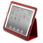 Чехол YooBao Leather case для Apple iPad 2 (кожаный, красный)