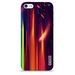 Чехол Yotrix ArtCase для Apple iPhone 5/5S (рисунок #4613, пластиковый)