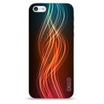 Чехол Yotrix ArtCase для Apple iPhone 5/5S (рисунок #4615, пластиковый)