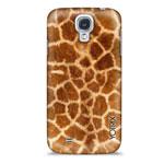 Чехол Yotrix ArtCase для Samsung Galaxy S4 i9500 (рисунок Жираф, пластиковый)