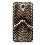 Чехол Yotrix ArtCase для Samsung Galaxy S4 i9500 (рисунок Змея, пластиковый)