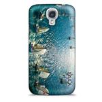 Чехол Yotrix ArtCase для Samsung Galaxy S4 i9500 (рисунок #4609, пластиковый)