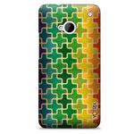 Чехол Yotrix ArtCase для HTC One 801e (HTC M7) (рисунок #4582, пластиковый)