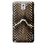 Чехол Yotrix ArtCase для Samsung Galaxy Note 3 N9000 (рисунок Змея, пластиковый)