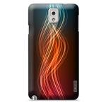 Чехол Yotrix ArtCase для Samsung Galaxy Note 3 N9000 (рисунок #4615, пластиковый)