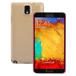 Чехол Nillkin Hard case для Samsung Galaxy Note 3 N9000 (золотистый, пластиковый)
