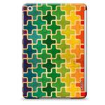 Чехол Yotrix ArtCase для Apple iPad mini/iPad mini 2 (рисунок #4582, пластиковый)