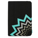 Чехол X-doria SmartStyle case для Apple iPad mini/iPad mini 2 (Cool Blast, матерчатый)