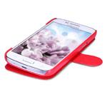 Чехол Nillkin Fresh Series Leather case для Samsung Galaxy Trend 3 G3502U (красный, кожанный)
