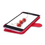 Чехол Nillkin Fresh Series Leather case для Lenovo Vibe X S960 (красный, кожанный)
