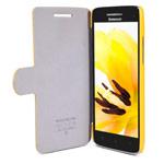 Чехол Nillkin Fresh Series Leather case для Lenovo Vibe X S960 (желтый, кожанный)