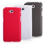 Чехол Nillkin Hard case для LG G Pro Lite D684 (красный, пластиковый)