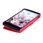 Чехол Nillkin Fresh Series Leather case для LG Google Nexus 5 (красный, кожанный)