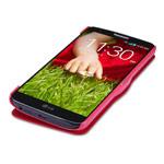 Чехол Nillkin Fresh Series Leather case для LG G2 D802 (красный, кожанный)