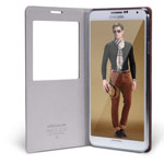 Чехол Nillkin Smart Case для Samsung Galaxy Note 3 N9000 (коричневый/черный, кожанный)