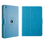 Чехол Totu Design Rotation Leather Case 360 для Apple iPad mini/iPad mini 2 (голубой, кожанный)