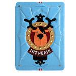 Чехол Nextouch InTheAir Throne case для Apple iPad Air (голубой, кожанный)