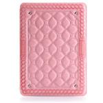 Чехол Nextouch InTheAir Elegant case для Apple iPad Air (розовый, кожанный)