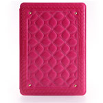Чехол Nextouch InTheAir Elegant case для Apple iPad Air (малиновый, кожанный)