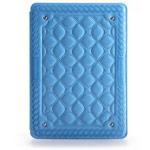 Чехол Nextouch InTheAir Elegant case для Apple iPad Air (голубой, кожанный)
