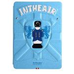 Чехол Nextouch InTheAir Guard case для Apple iPad Air (голубой, кожанный)