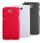 Чехол Nillkin Hard case для LG G Pro Lite Dual D686 (белый, пластиковый)