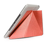 Чехол X-doria Magic Jacket Case для Apple iPad mini/iPad mini 2 (розовый, кожанный)