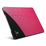 Чехол Nillkin Yoch Series case для Apple iPad Air (розовый, кожанный)