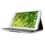 Чехол Yotrix FlipCase для Samsung Galaxy Tab 3 8.0 SM-T3100 (белый, кожанный)