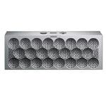 Портативная колонка Jawbone Mini Jambox (серебристая, безпроводная, стерео)