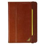 Чехол X-doria Dash Folio Leather case для Apple iPad Air (коричневый, кожанный)