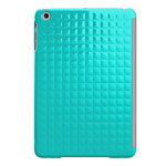 Чехол X-doria SmartJacket для Apple iPad mini/iPad mini 2 (голубой, полиуретановый)